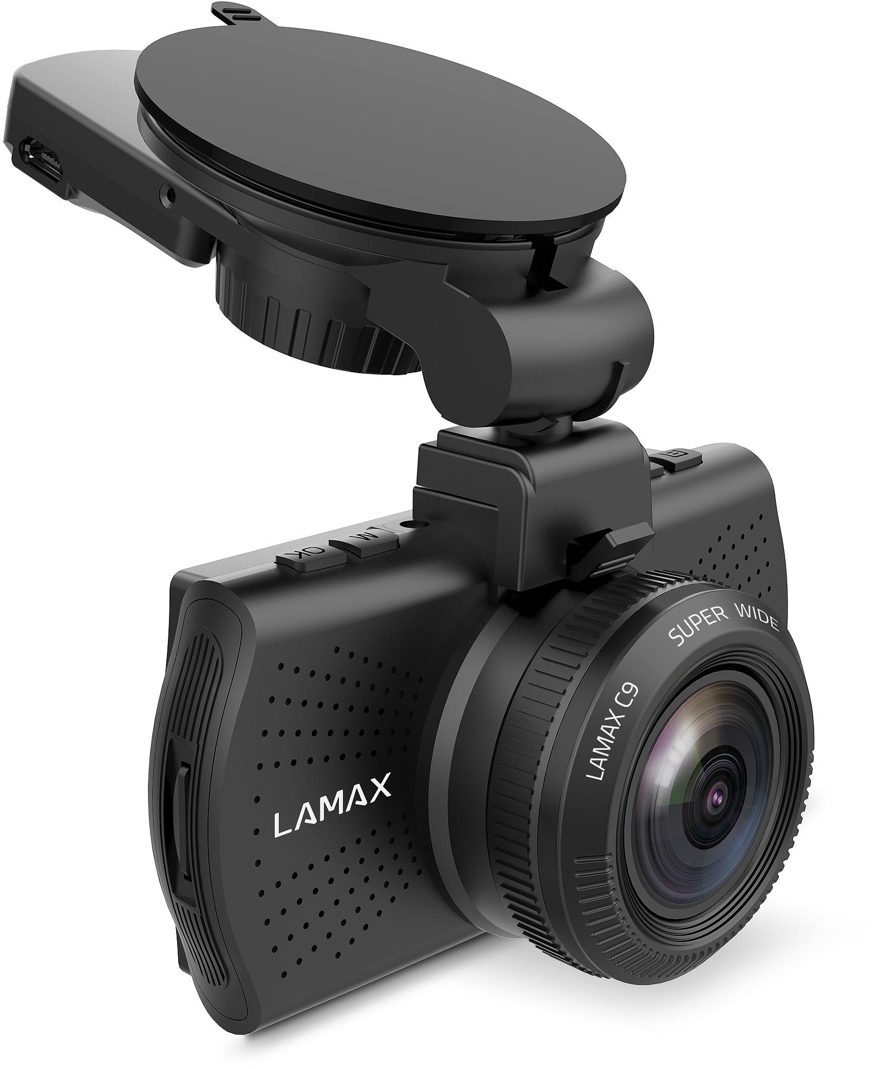 LAMAX C9 GPS (s detekcí radarů) - Použito