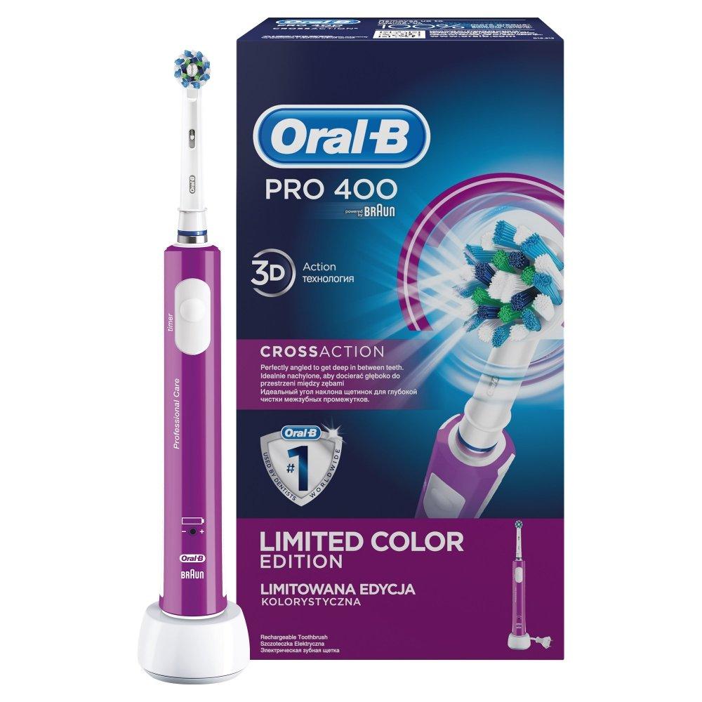 ORAL-B Pro 400 Purple