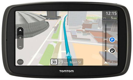 TomTom GO 61 World Traffic Lifetime + doprava zdarma