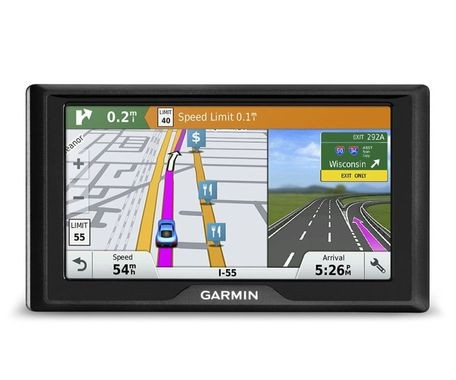 Garmin Drive 60T Lifetime Europe45 + doprava zdarma