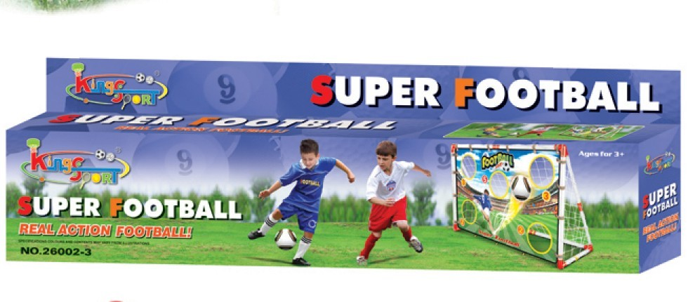 Fotbalová branka G21 Super Foot + doprava zdarma