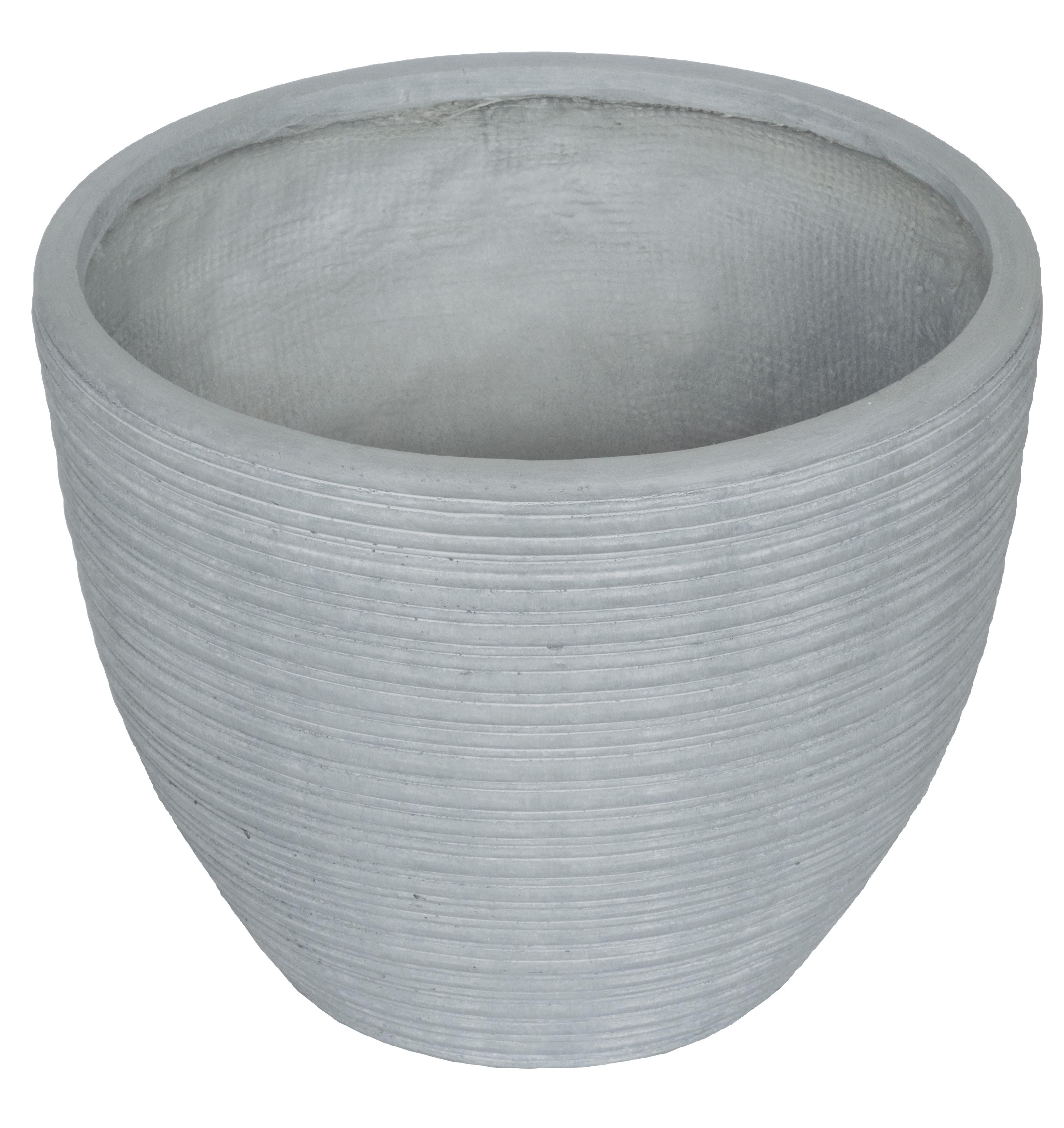 Květináč G21 Stone Ring 37.5x30cm