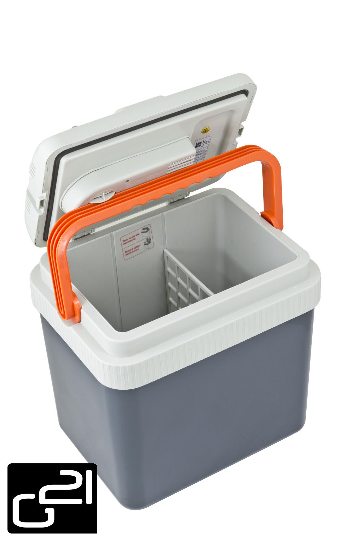 Autochladnička G21 C&W 24 l, 12/240 V + doprava zdarma