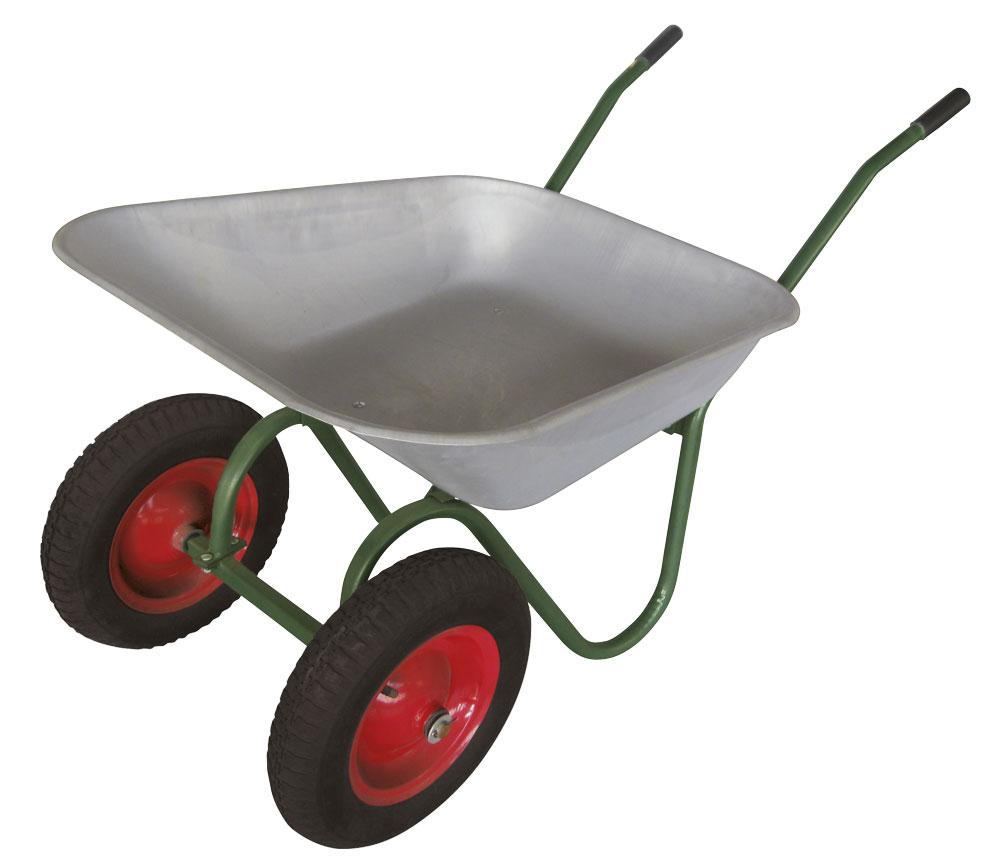 Zahradní kolečko G21 Maxi 130 + doprava zdarma