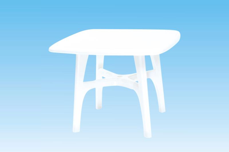 Plastový stůl G21 93x93x72 cm + doprava zdarma