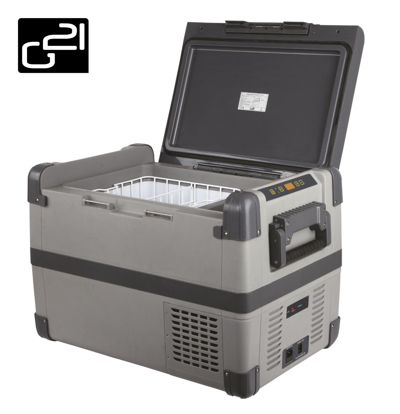 Autochladnička G21 kompresorová 50l + doprava zdarma