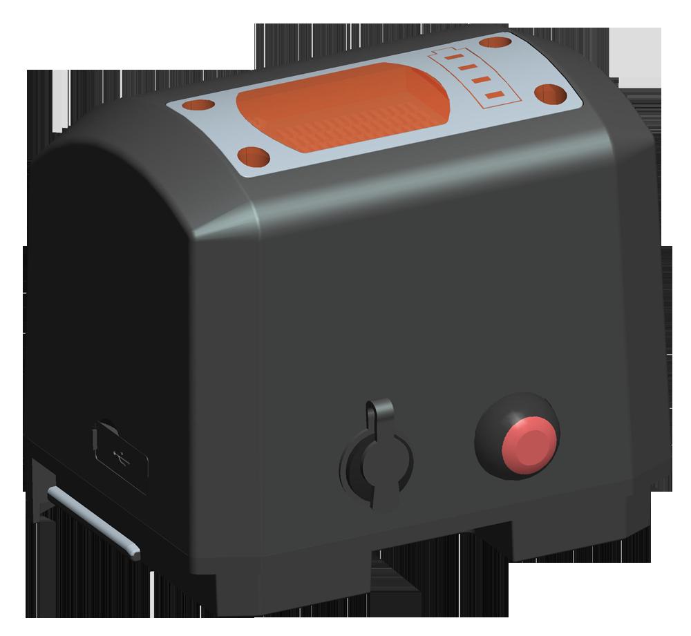 Baterie G21 pro LED reflektor G21 přenosný bateriový 10W + doprava zdarma