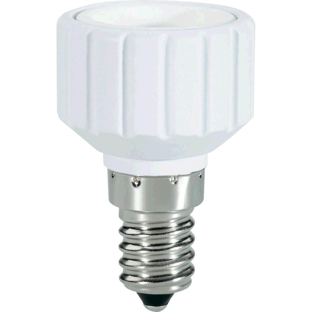 Redukce G21 E14 na GU10 - pro žárovky + doprava zdarma