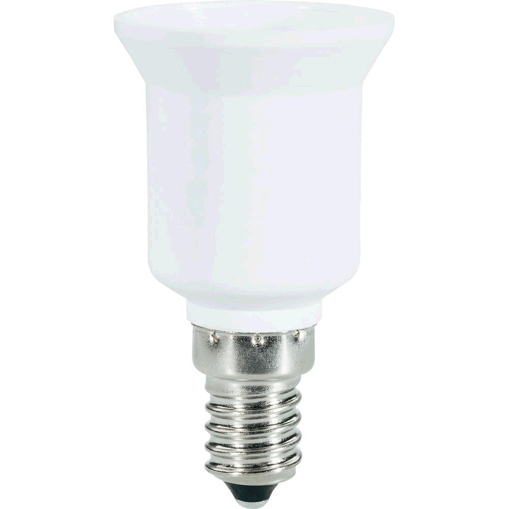 Redukce G21 E14 na E27 - pro žárovky