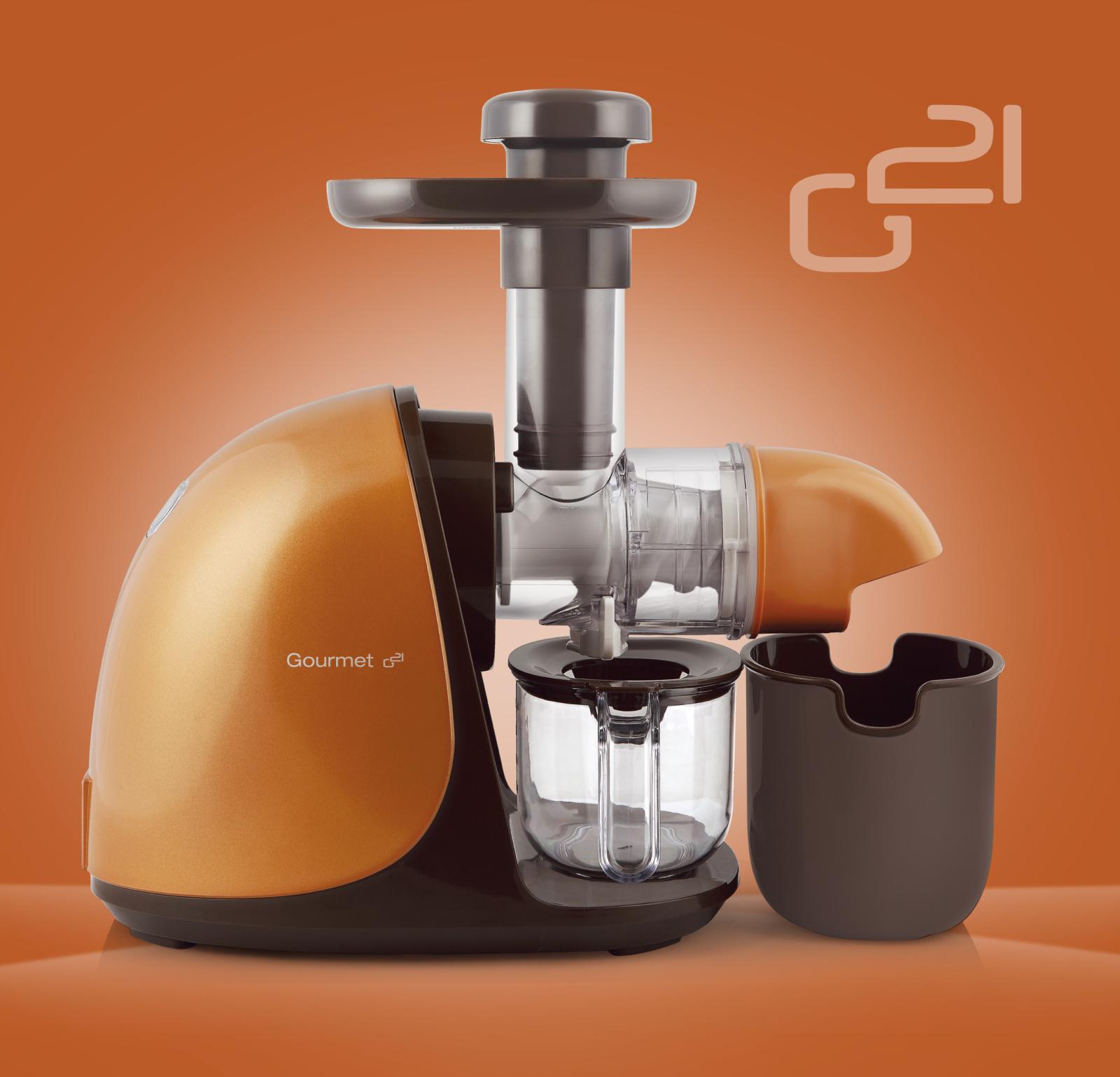 Odšťavňovač G21 Gourmet horizontal + DÁREK v hodnotě až 559,- Kč ZDARMA dle vlastního výběru ! + doprava zdarma