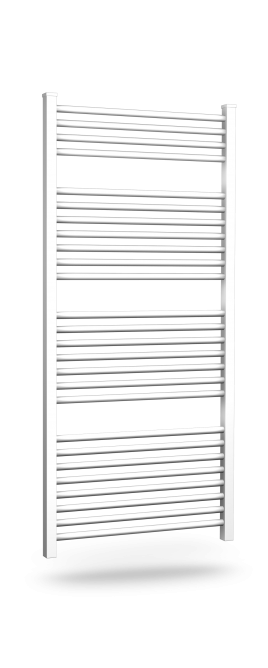 Koupelnový radiátor G21 K 1290/600 bílá + doprava zdarma