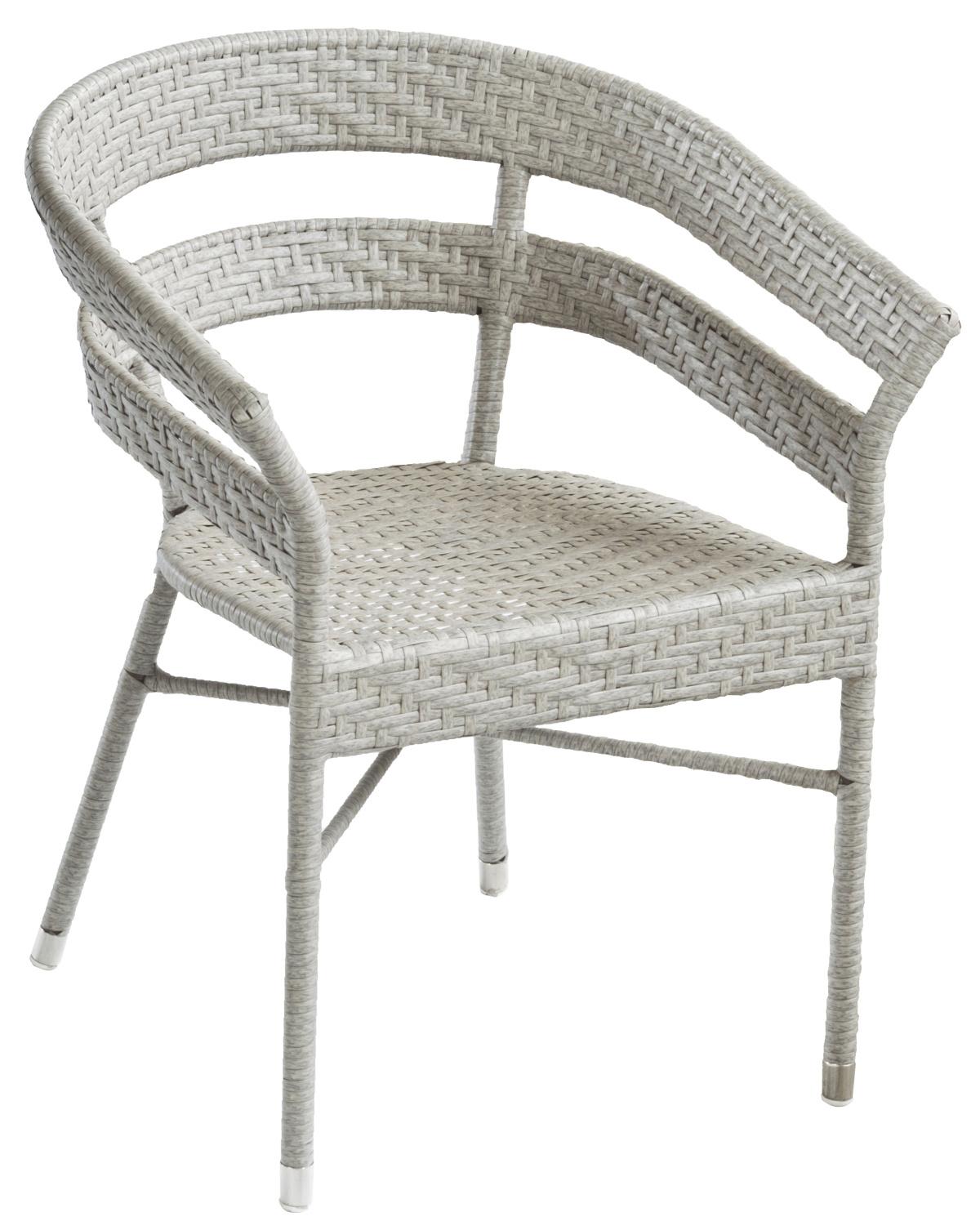 Ratanová židle G21 Imperial kulatý nature + doprava zdarma