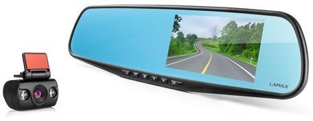 LAMAX Drive C5 Dual + doprava zdarma