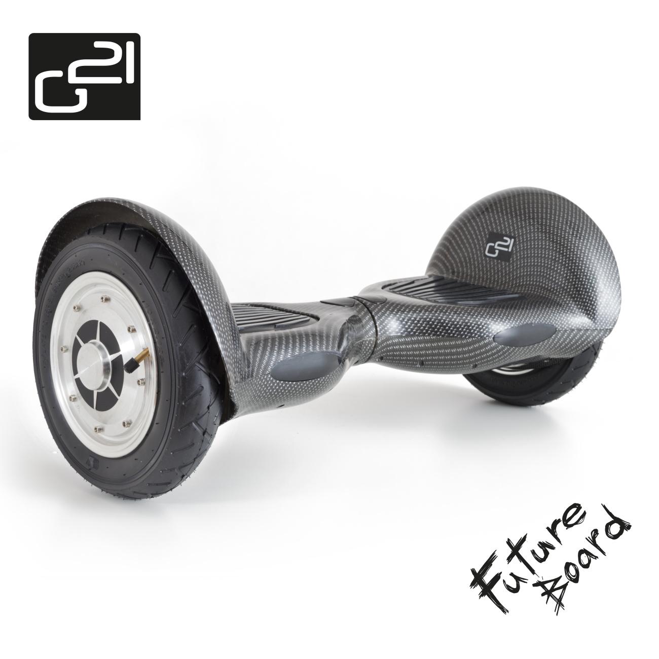 Future board G21 OFF ROAD Carbon black + doprava zdarma