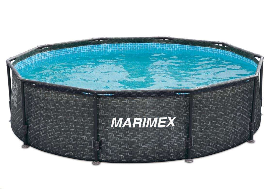 Marimex Florida 3,66 x 1,22 m RATAN