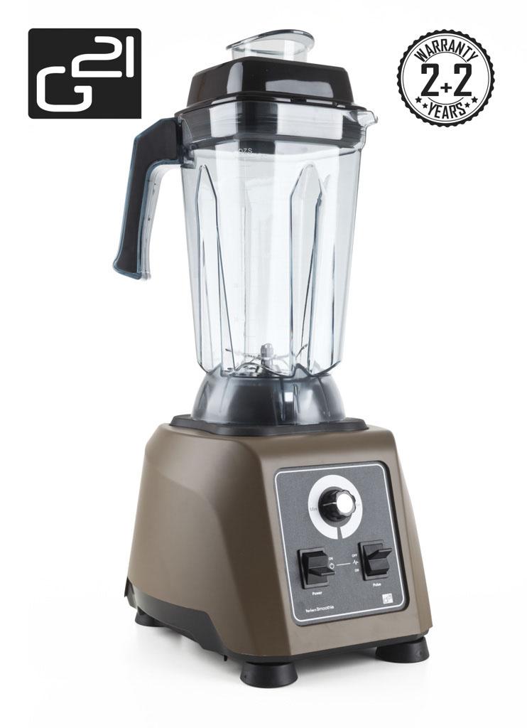 Blender G21 Perfect smoothie Dark Brown + doprava zdarma