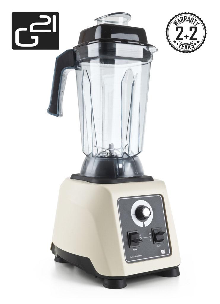 Blender G21 Perfect smoothie Cappuccino + doprava zdarma