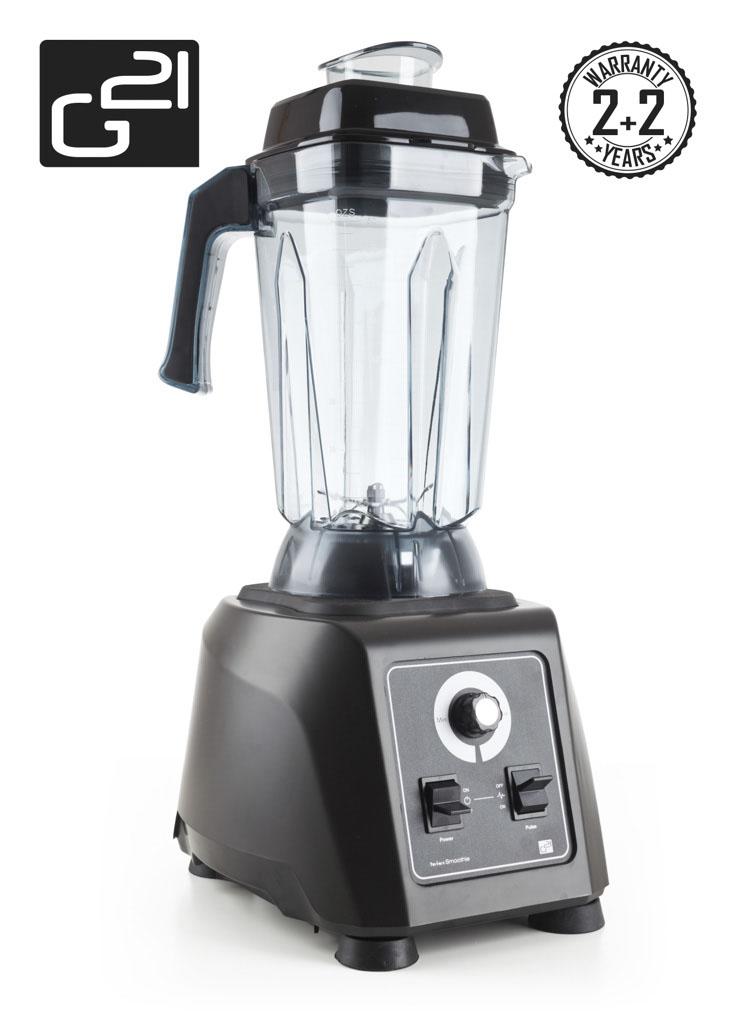 Blender G21 Perfect smoothie black + doprava zdarma