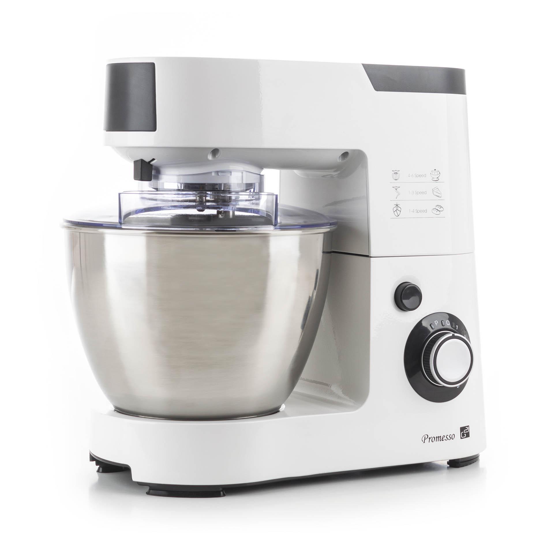 Kuchyňský robot G21 Promesso White + doprava zdarma