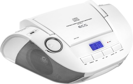 ECG CDR 800 U White + doprava zdarma