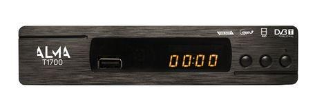 ALMA T1700 DVB-T přijímač PVR USB