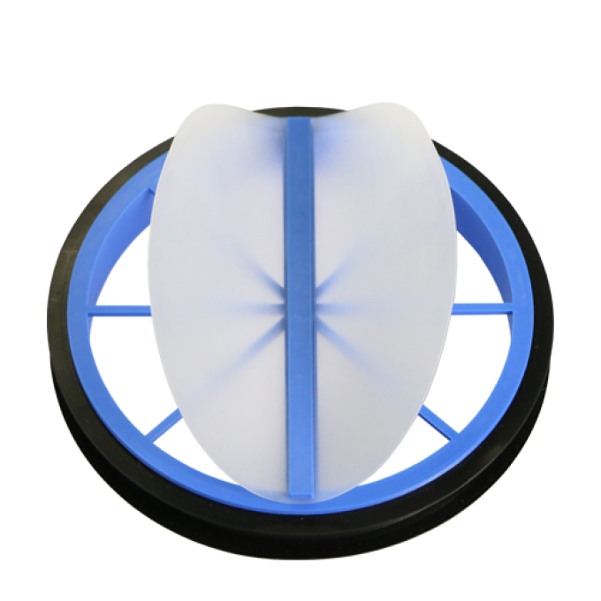 FABER Zpětná klapka KZK 100 vzduchotěsná