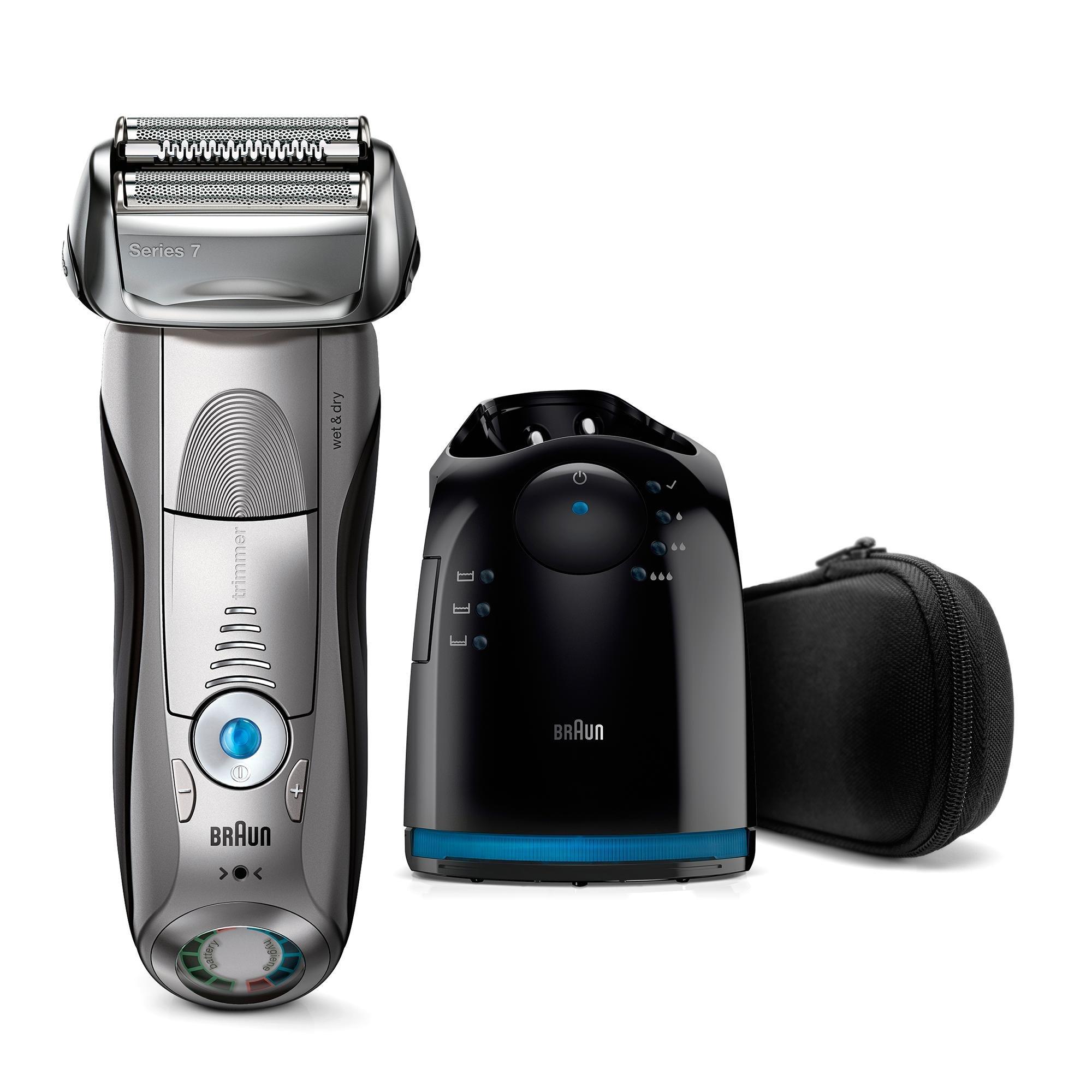 BRAUN Series 7-7899cc Clean&Charge + doprava zdarma