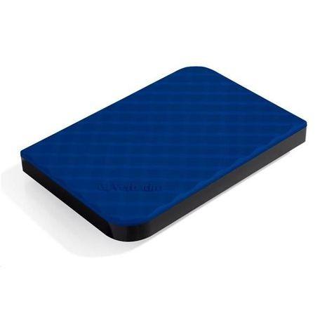 VERBATIM Store 1TB G2 Blue (53200) + doprava zdarma