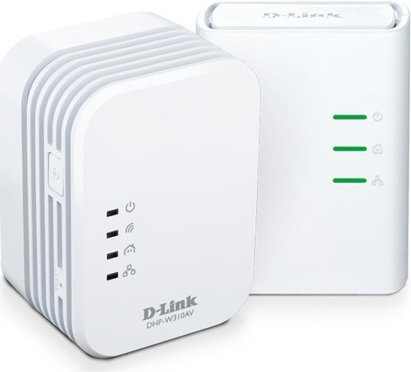 D-LINK PowerLine AV500/WiFi (DHP-W311) + doprava zdarma