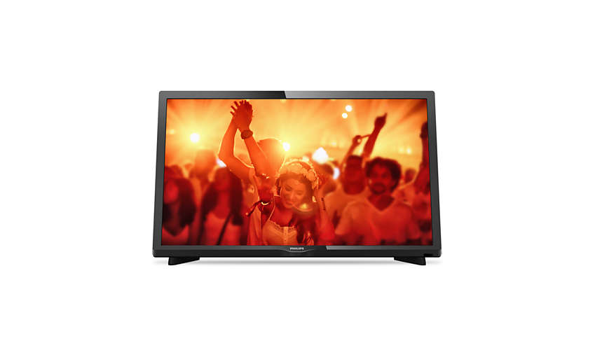 PHILIPS 24PHS4031/12 LED HD TV + doprava zdarma