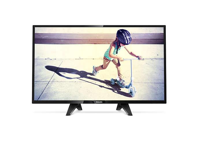 PHILIPS 32PHS4132/12 LED HD TV + doprava zdarma