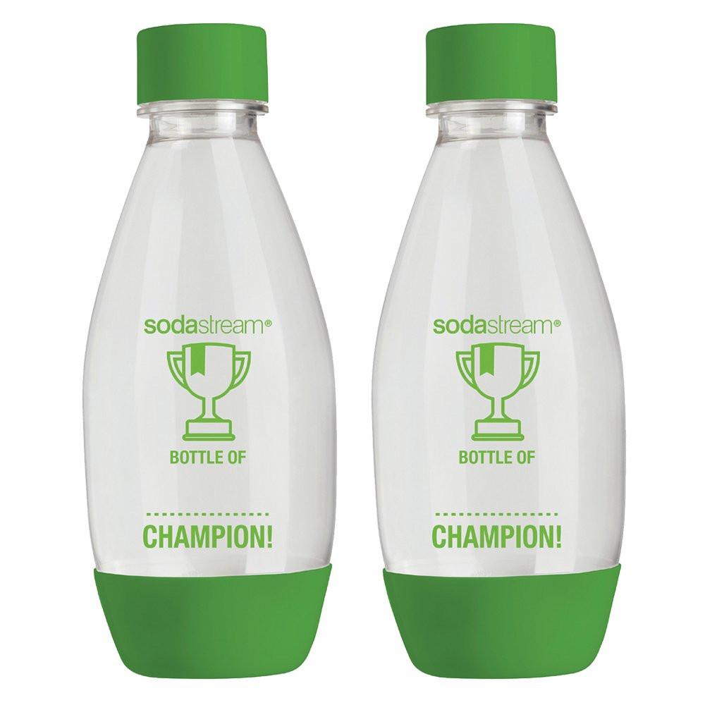 SodaStream SADA dětské lahve Champion Green 2ks + doprava zdarma