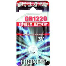 CR 1220 LITH. MINCOVÁ BAT. 3V MAXELL