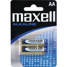 LR6 2BP ALK 2x AA (R6) MAXELL