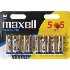 LR6 10BP ALK 10x AA (R6) MAXELL