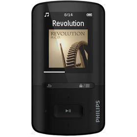 PHILIPS SA4VBE08KF/12 8GB + doprava zdarma