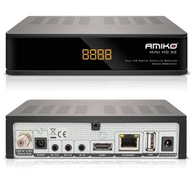 AMIKO MiniHD SE CX LAN PVR DVB-S2 AMIKO + doprava zdarma