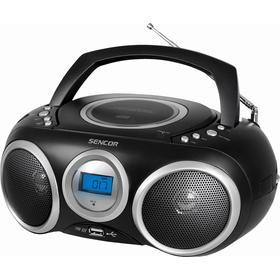 SPT 235 RADIO S CD/MP3/USB SENCOR + doprava zdarma