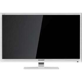 LC 22CFE4012 W FHD 100Hz, DVB-S2 SHARP + doprava zdarma
