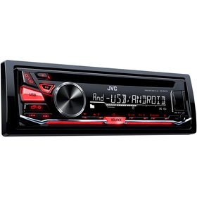 JVC KD R474 AUTORÁDIO S CD/MP3/USB + doprava zdarma