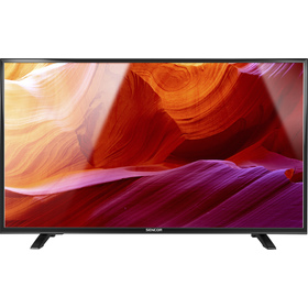 SLE 40F57TCS LED TV SENCOR + doprava zdarma