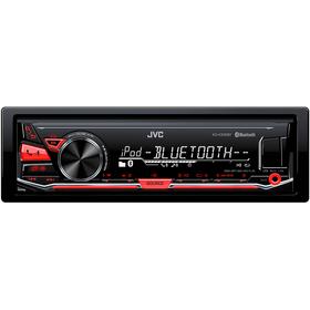 KD X330BT AUTORÁDIO BT/USB/MP3 JVC + doprava zdarma