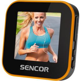 SFP 6070 SPORT CLIP 8GB MP3/MP4 SENCOR + doprava zdarma