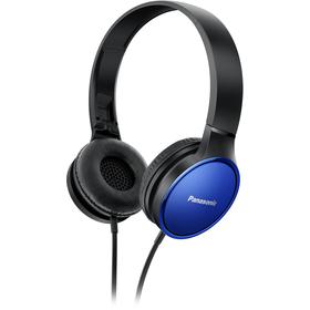 Panasonic RP-HF300E-A, modrá + doprava zdarma