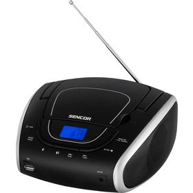 SENCOR SPT 1600 BS RADIO S CD/MP3/USB