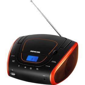 SENCOR SPT 1600 BOR RADIO S CD/MP3/USB + doprava zdarma