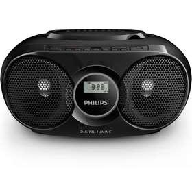 PHILIPS AZ318B/12 přeno. rádio s CD/MP3 + doprava zdarma