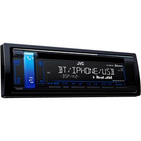 JVC KD-R881BT AUTORÁDIO S CD/MP3/BT + doprava zdarma