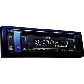 JVC KD-R889BT AUTORÁDIO S CD/MP3/BT + doprava zdarma