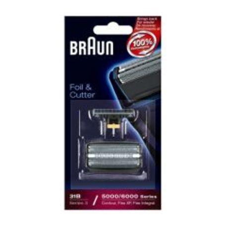BRAUN CombiPack Contour Silver /31S + doprava zdarma